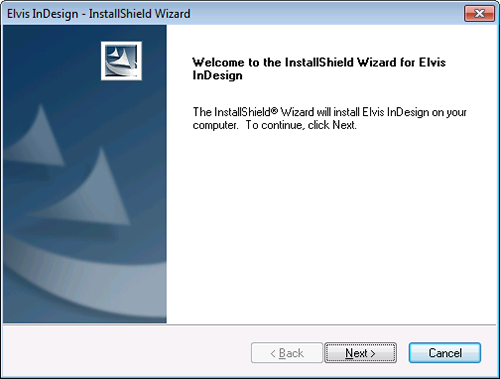 InDesign client installer for Windows