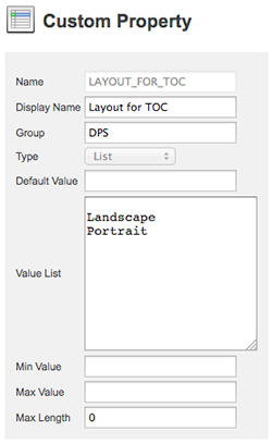 LAYOUT_FOR_TOC custom property