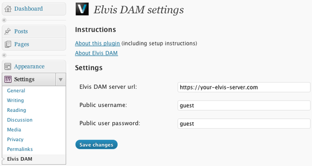 The Elvis settings in WordPerfect